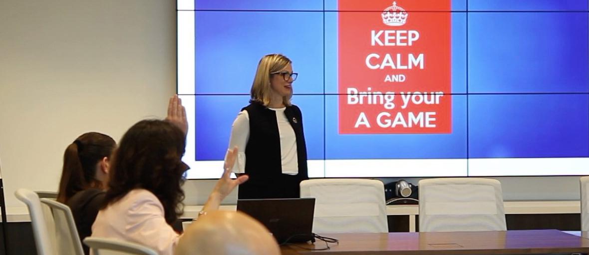 Robin Blackburn McBride Speaker & Creativity Expert ...